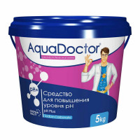pH Plus AquaDoctor 5 кг (Турция) PHP-5